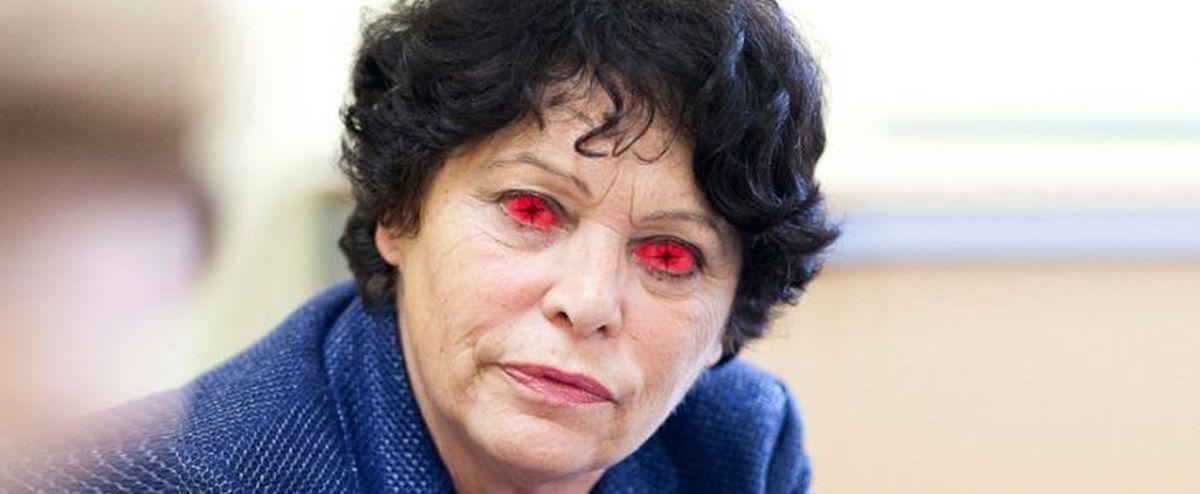 Michèle Rivasi veut plonger ses mains dans l'écriture de la prochaine TPD 3.0. C'est comme si Dominique Strauss-Kahn écrivait pour défendre les domestiques violées dans un hotel.